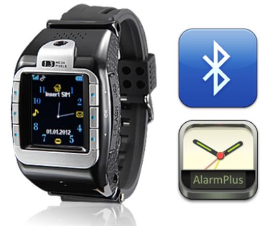 "Best N388 smart watch phone with good camera, 1.4"" touch screen, bluetooth, new unlock watch mobile phone, Free shipping! U8 U7(China (Mainland))"
