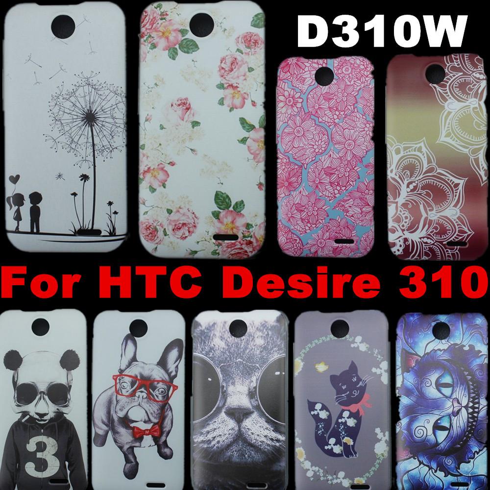 Чехол для для мобильных телефонов 2015 HTC 310 D310w . 310 D310w capinhas For htc Desire 310 D310w цена