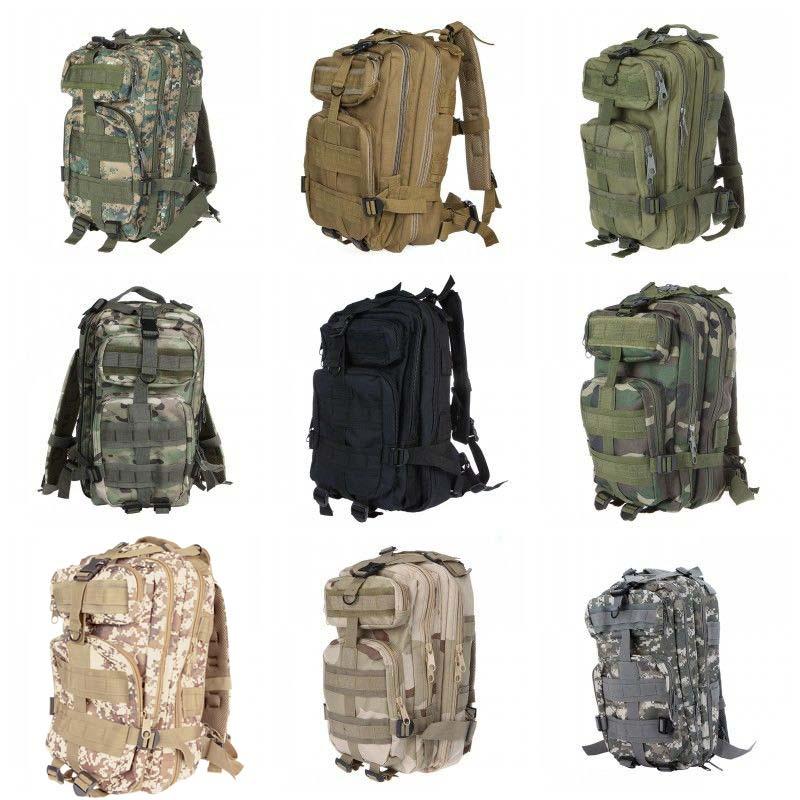 Outdoor Sport Men's Travel Bags 600D Nylon Military Tactical Backpack Rucksack Camping Hiking Backpacks Trekking Bag(China (Mainland))