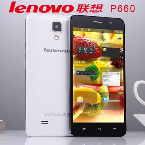 Original Lenovo p660 4G RAM MTK6592 Octa Core 2 5GHz 16 0MP 5 0 1920 1080