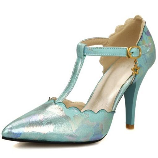Туфли на высоком каблуке ENMAYER 34/47 LD-2015-3-13-4545585 женские ботинки enmayer 34 39 ld 2015 4 30 4645sdfsf