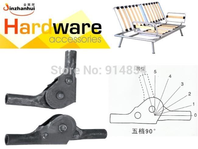 Folding Sofa Hinge Joints JZH-A06(China (Mainland))