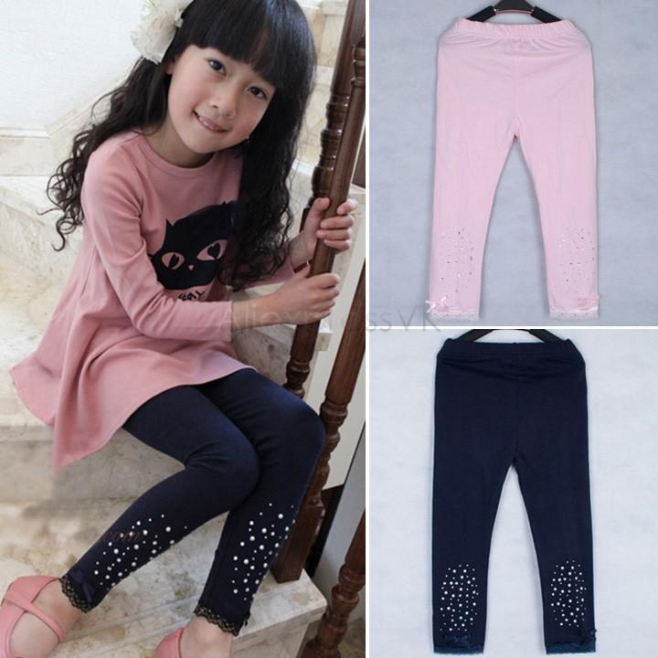 Леггинсы для девочек Brand New#V_K 2015 2/14y 51 ### леггинсы для девочек new brand 100pcs lot leggings12 ninth pants