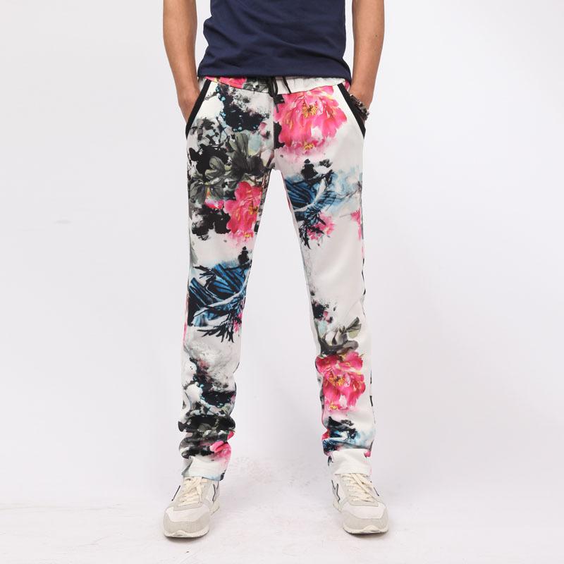 Linen Drawstring Pants Pattern Pattern Pants Men Linen