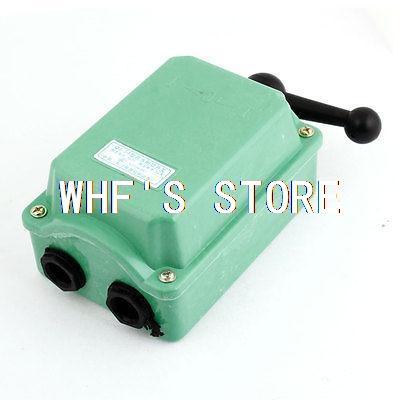 QS-30 AC380V Manual Control Forward Reversing Drum Switch Cam Starter(China (Mainland))