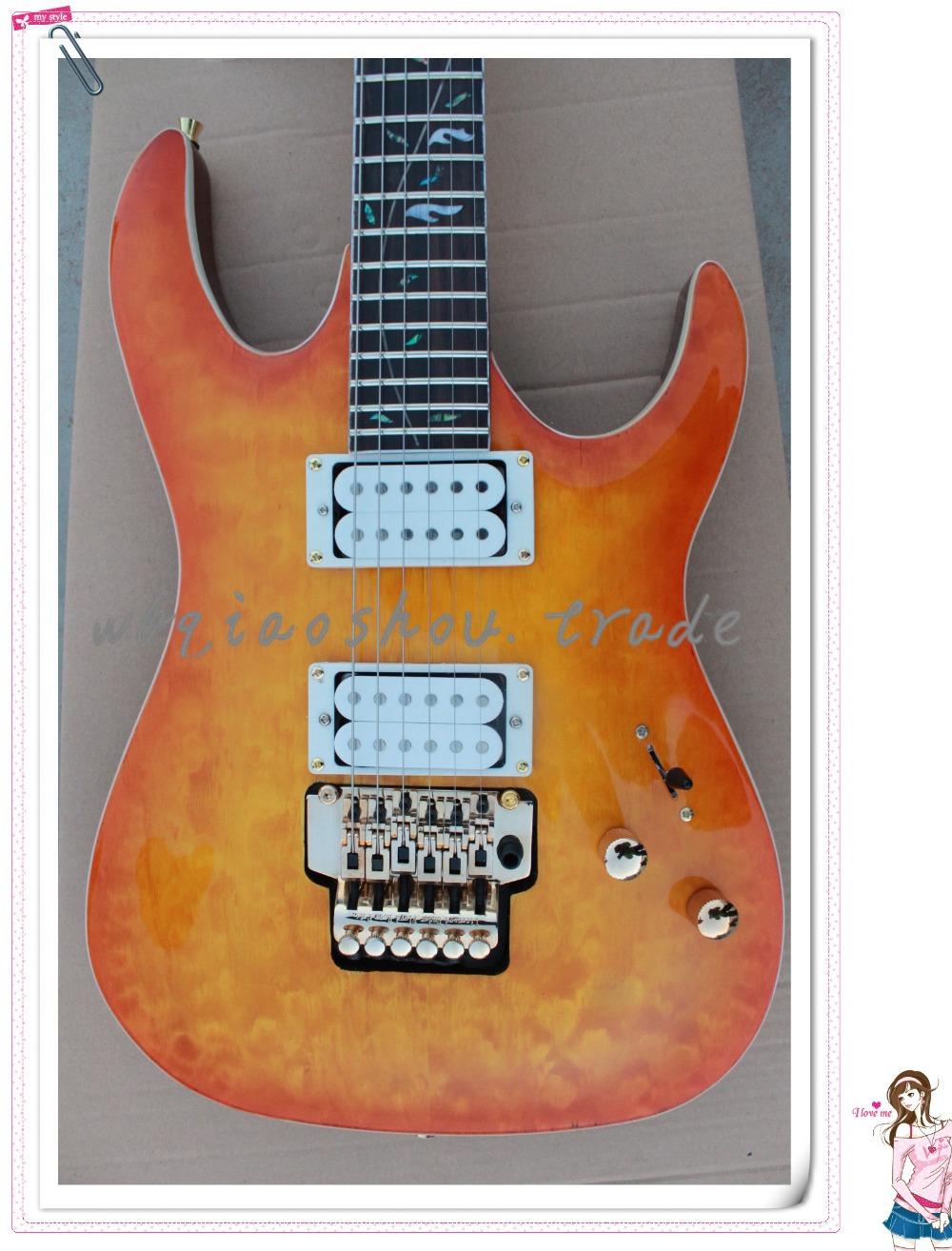Wholesale factory custom rosewood finger board electric guitar(China (Mainland))