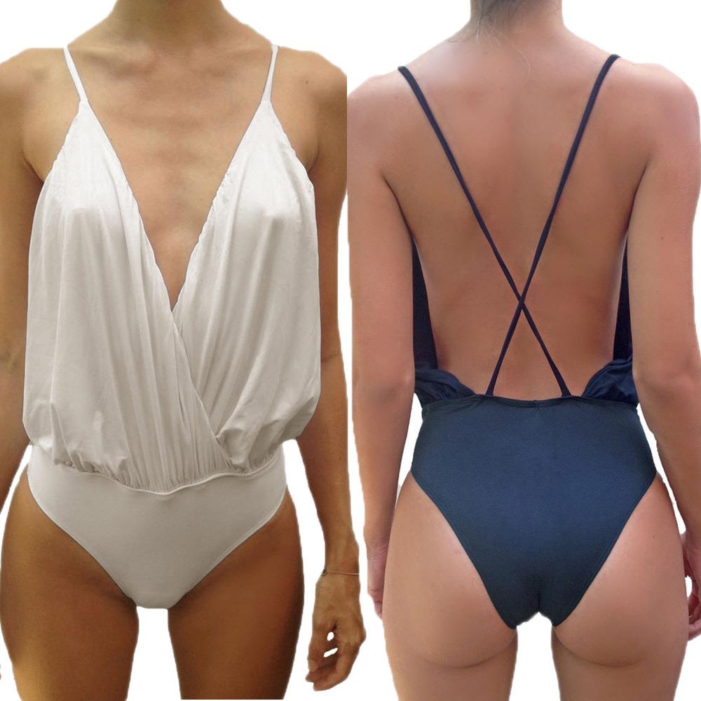 Женский комбинезон Brand New V  Jumpsuit женский комбинезон new brand v mujer j13651w