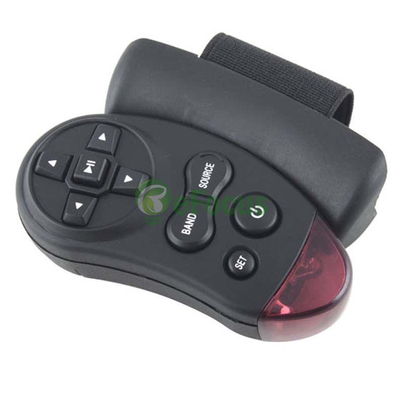 Car Universal Steering Wheel Remote Control Learning LLBA #3789(China (Mainland))