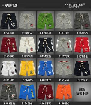 Новый 2015 спорт шорты для гимнастики свободного покроя хлопок мужские брюки открытый шорты abercr мужчины бренд спортивные шорты XL летние шорты epacket