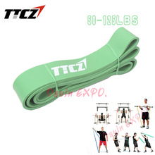 New 4.5cm Width Available Pull Up Assist Bands Crossfit Exercise Body Ankle Fitness Resistance Loop Band