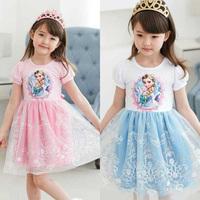 baby girls  elsa anna easter rapunzel dress customes kids clothes toddler children resale clothing deguisement vetement enfant