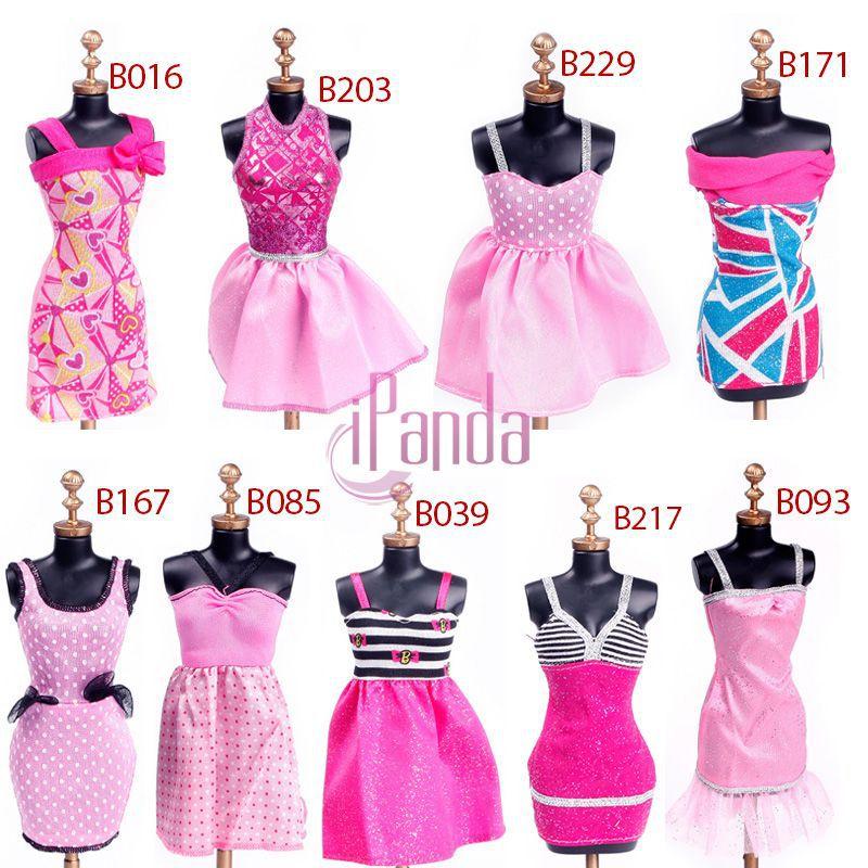 çocuk çocuk kız moda abiye elbise barbie bebek kıyafeti tarzı