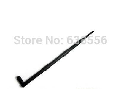 698-960/1700-2700Mhz 4G 9dB LTE Antenna huawei 3g 4g lte Aerial with SMA Plug nickelplated(China (Mainland))