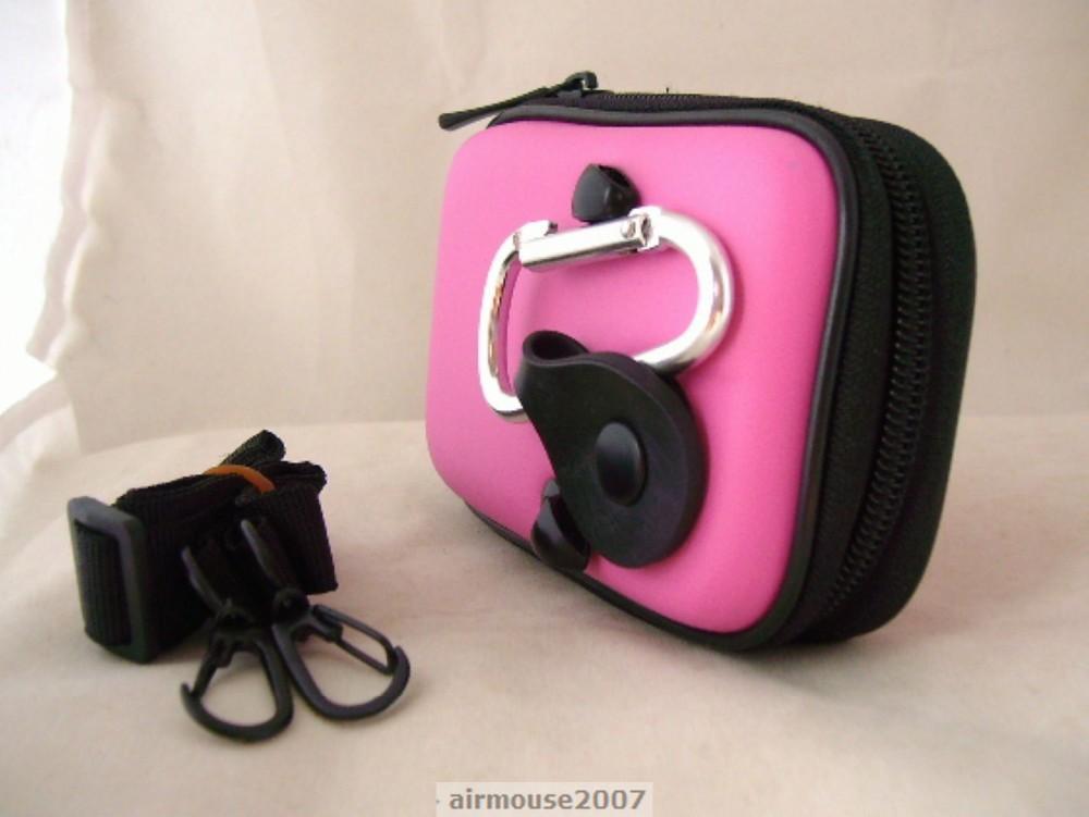 Camera Case For Olympus u6010 u6020 u7000 u7010 u7020 u7030 u7040 u7050 u8000 D705 D710 VG110 VG120 VG130 VG140 Pink(China (Mainland))