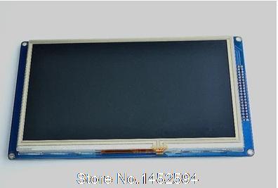 ЖК-модуль 7 TFT LCD SSD1963 + + PCB 25014 жк модуль 9 7 u9gt2 yuandao n90 mt97002 v2