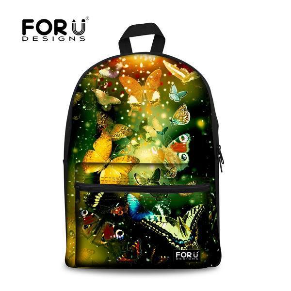 Школьный рюкзак FOR U DESIGNS Bookbag Mochila B004J