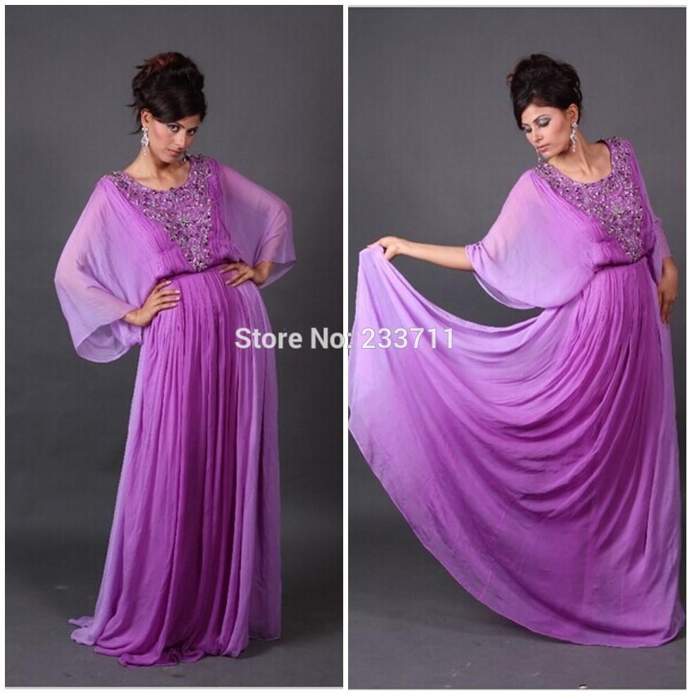 Arabian Prom Dresses Long