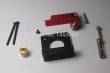 3D printer parts Trprap Makerbot DIY left hand MK8 direct drive Extruder kit set no motor