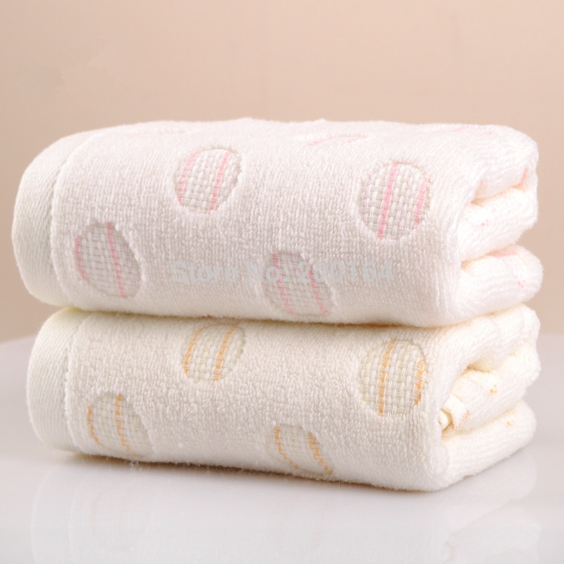 new 2015 promotion-1pc 100%cotton hand towel for adult toalha towels bathroom jacquard salon brand towel size 34*76cm(China (Mainland))