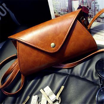 Оптовая продажа дешевые корейский масло пакет 2015 старинные кожаная сумка сумки на ремне сумка почтальона сумочки сумка телефон пакет стереотипы