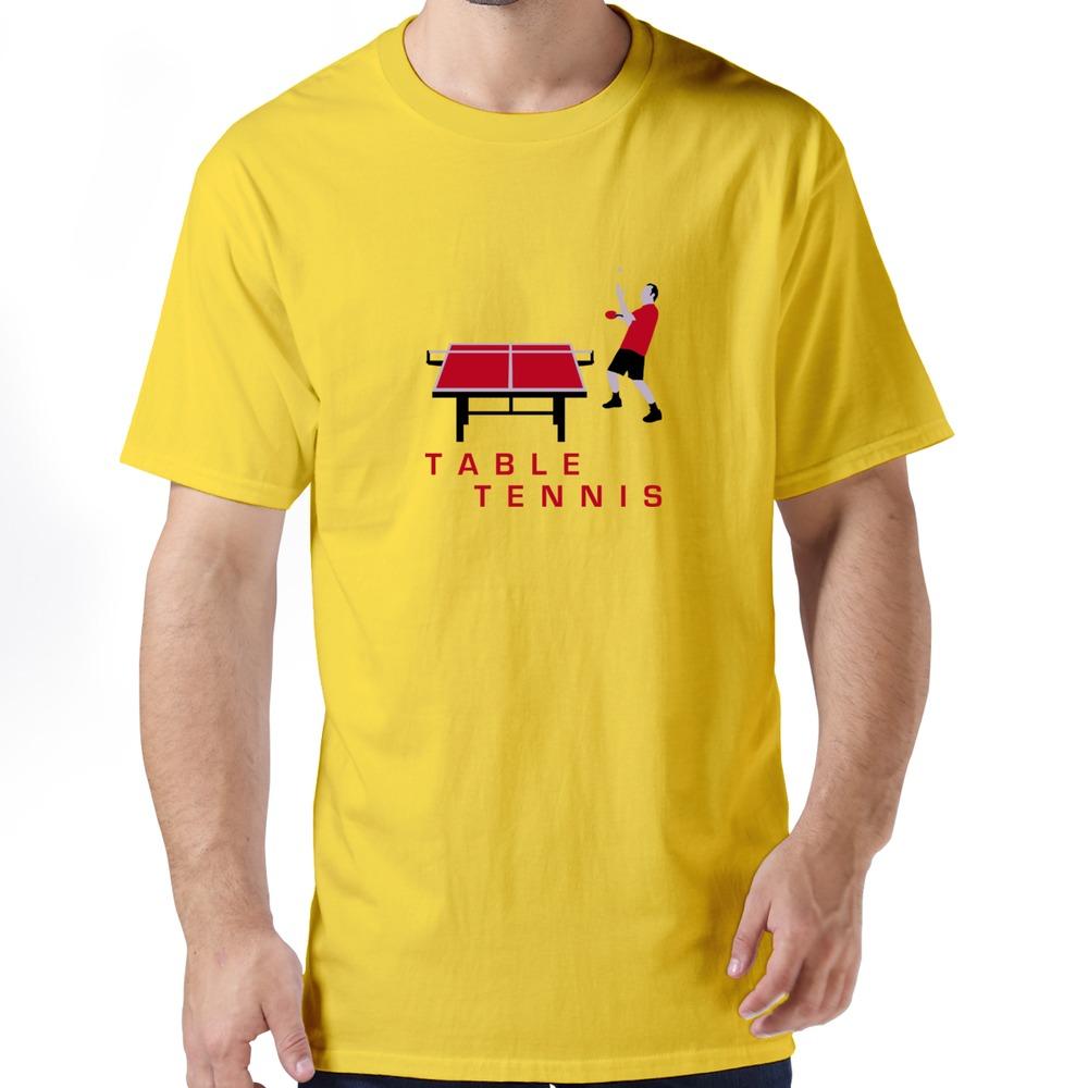 Normal table tennis 072012 a 3c boy t-shirt Drop Shipping Customized O Neck t shirts For Men(China (Mainland))
