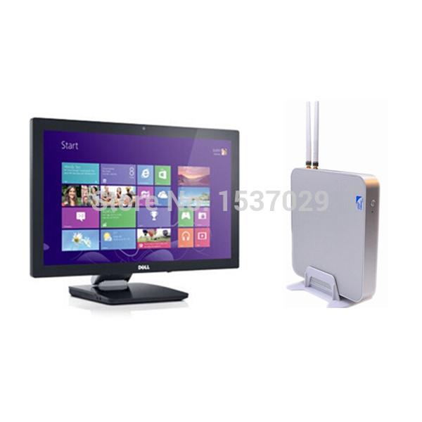 Direct selling promotion terminal thin client C1037U mini pc 4G ddr3 ram and 8gb ssd intel dual core nano pc(China (Mainland))