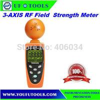 TENMARS TM-195 3-Axis RF Field Strength Meter High-frequency electromagnetic radiation detector