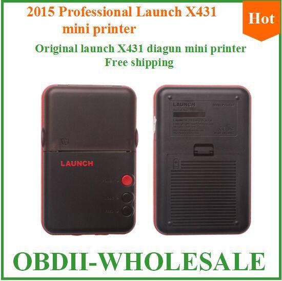 2015 X431 Diagun III Mini Printer Professional & Original Launch X431 Auto Scanner X 431 Printer hot selling free DHL shipping(China (Mainland))