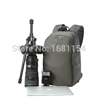 Transit Backpack 350 AW Tripod camera Backpack bag Lowepro 350aw DSLR protecter Digital SLR knapsack(China (Mainland))