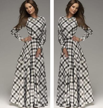 Long sleeved dresses ebay