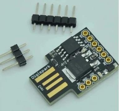 Фото Электронные компоненты 10pcs/lot CJMCU Digispark kickstarter Arduino usb