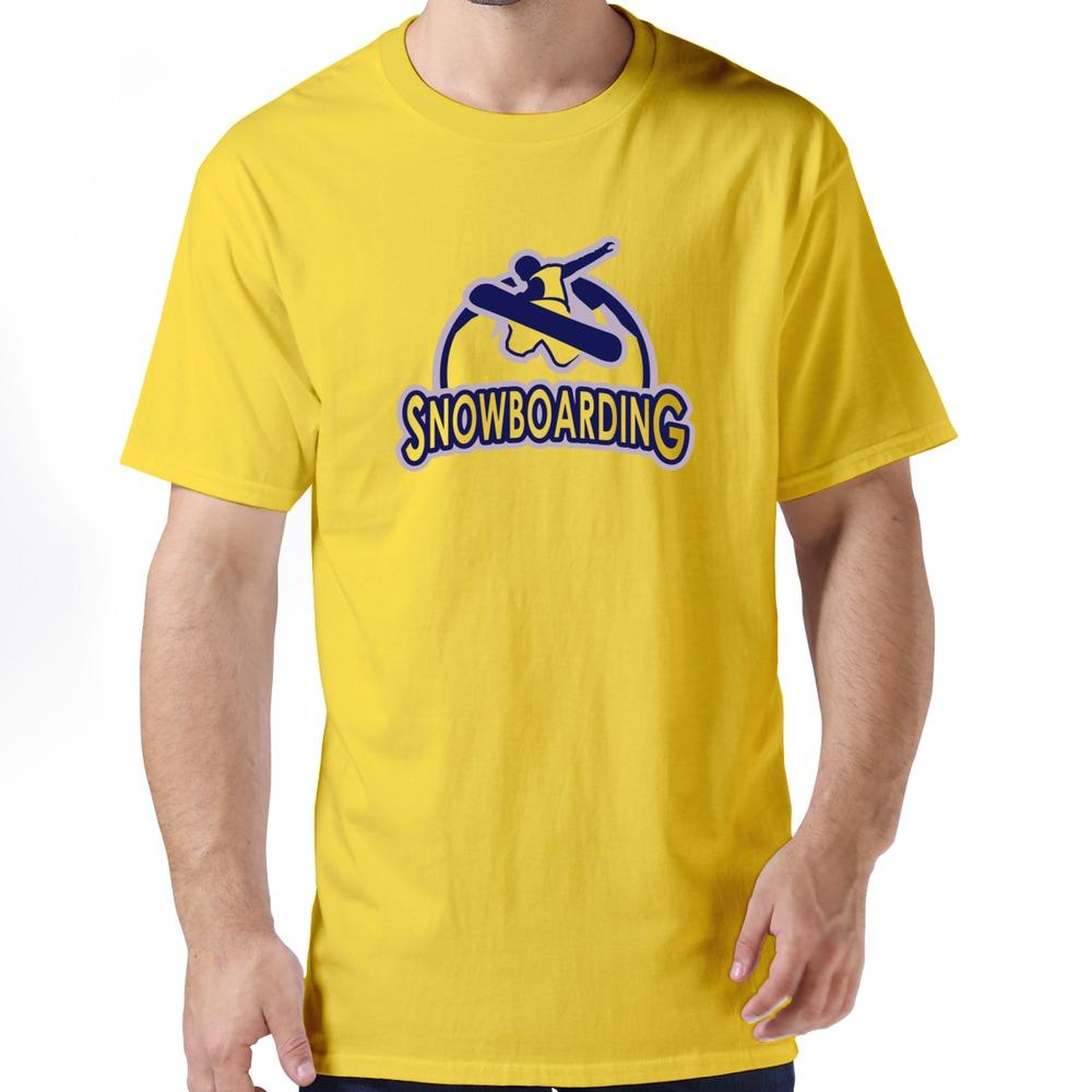 Fashion Snowboarding snowb1 2c 4light men t shirt on Sale Plus Size O Neck T Shirts For boy's(China (Mainland))