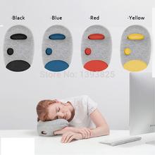 Versandkostenfrei 1 stück memory-schaum mini-handschuh piilow/Strauß kissen mini arm schnappen kissen für unterwegs/Büro schlafen(China (Mainland))