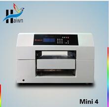uv printer phone case printing machine glass printer metal sheet printer embossing machine Haiwn-led mini4(China (Mainland))