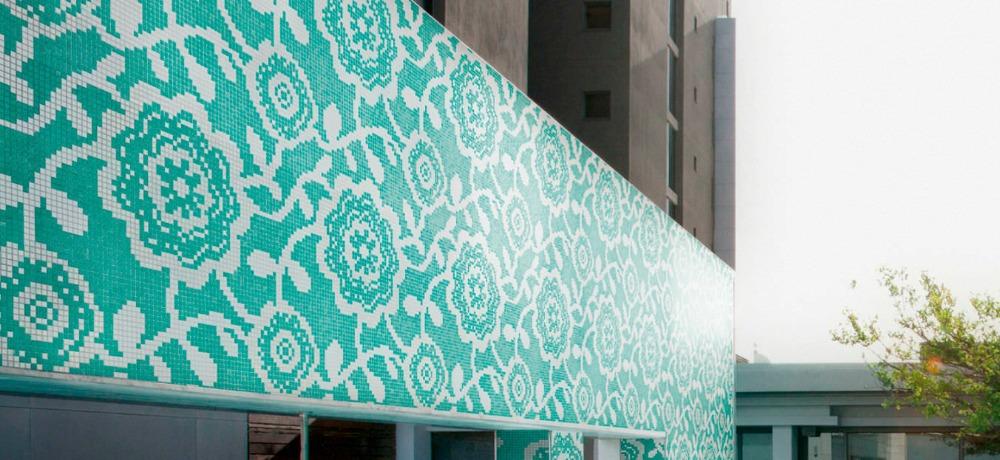 Witte Mozaiek Tegels Keuken : Mosaic Tile Kitchen Backsplash