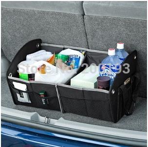 SMILE MARKET Auto Accessories Folding The trunk Car Storage box Sundries Bag(China (Mainland))