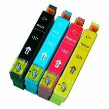 T1331-1334 Ink Cartridges for N11,NX125,NX420,TX420W,320/325/525 printer,Free Shipping