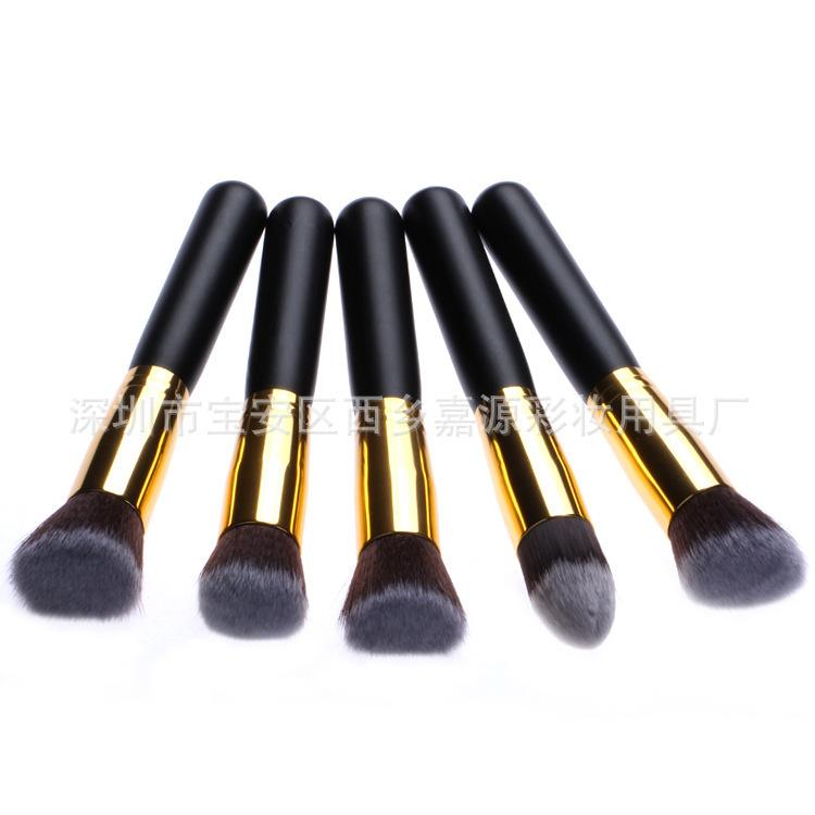 10 brushes black selling(China (Mainland))