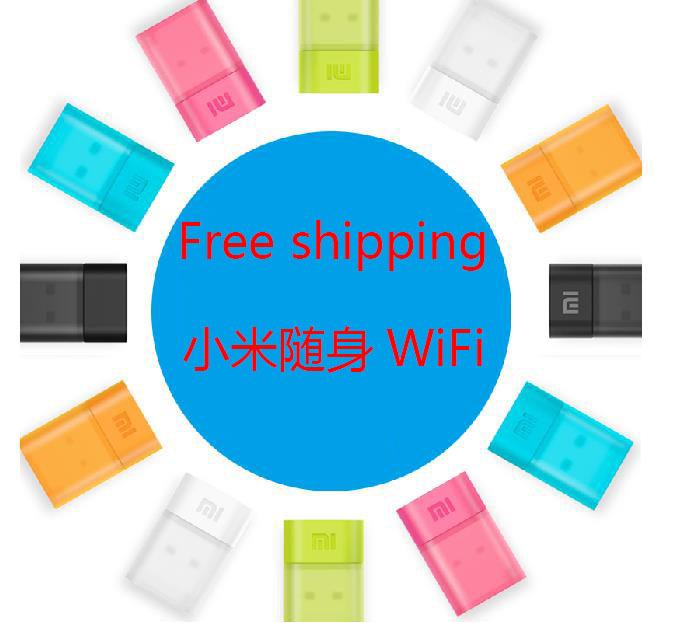 Original Xiaomi Portable Mini USB Wireless Router wifi adapter WI-FI emitter Internet Adapter 150Mbps useful cheap price(China (Mainland))