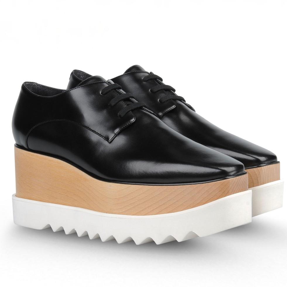 2015 european most popular new style platform shoes