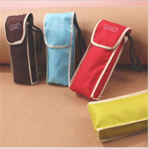 Y59 Novelty Items Mini Folding Umbrella Rain Women Female Kids Parasol Cheap Fashion Cute Red Blue Yellow Umbrellas Rain(China (Mainland))