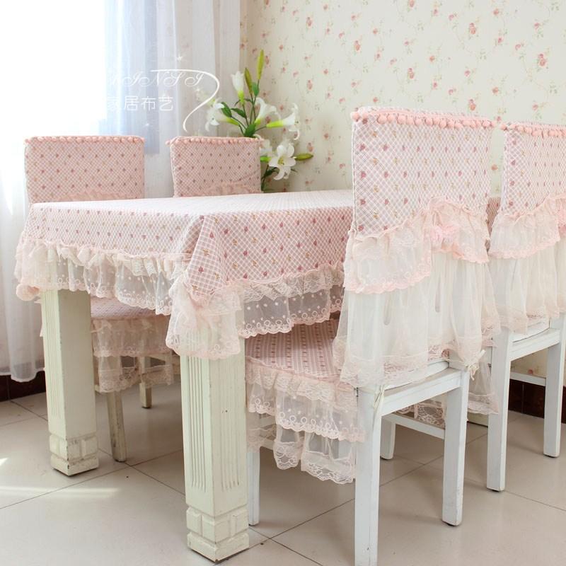 Korean Table Table Cloth Fabric Korean