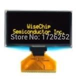 2.42 inch Yellow OLED Screen 128*64 Dot Matrix(China (Mainland))