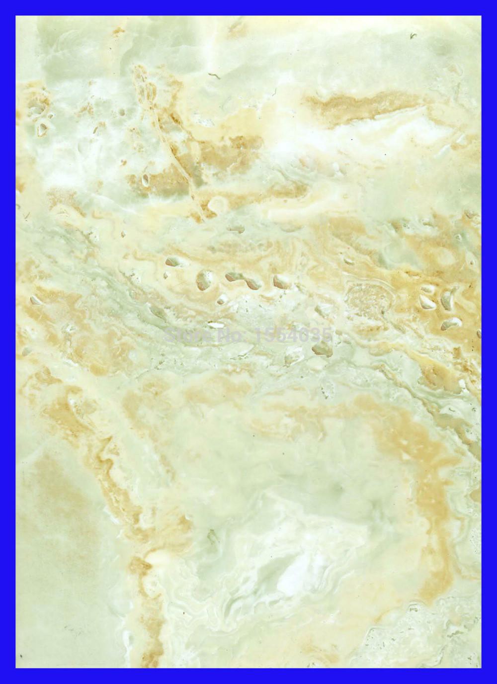 Wholesale (50*1000CM/lot) PVA Marble& Stone Pattern Water transfer film MA223-4(China (Mainland))
