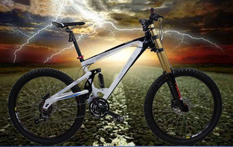 Velo de Descente Giant dh Vélo Vélo de Descente de