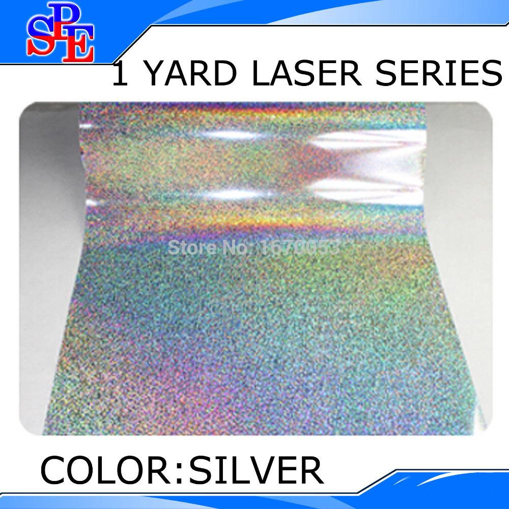 South Korea Quality PET Laser heat transfer vinyl heat press film(China (Mainland))