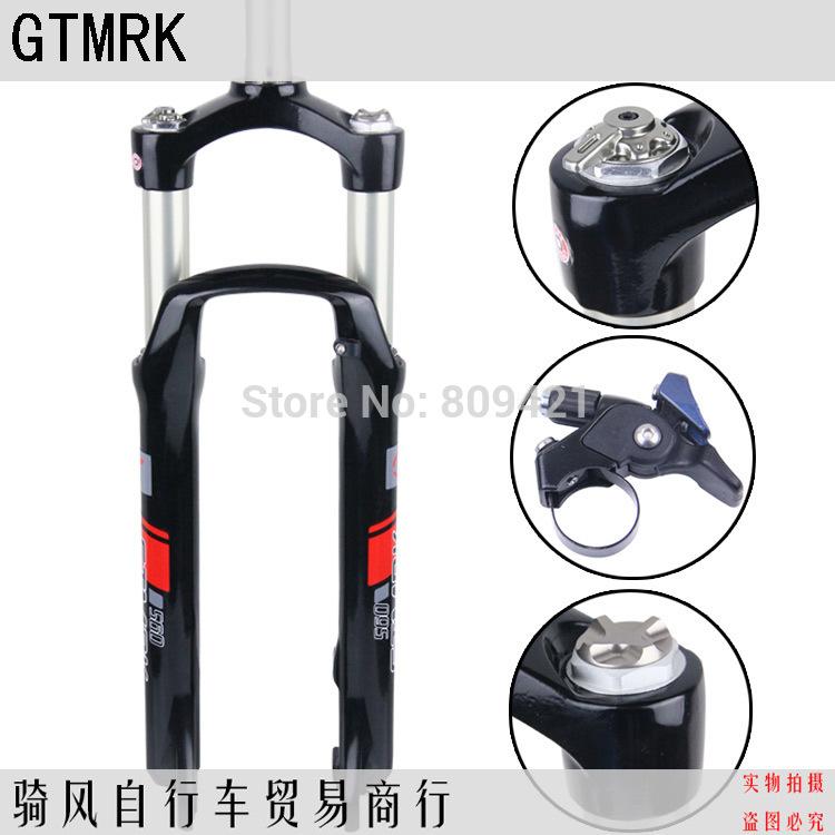 Вилка велосипедная GTMRK 26er 26 MTB /28.6 1/1/8