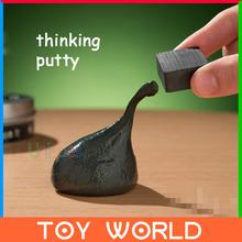 Magic Thinking Putty Magnetic Plasticine DIY Magnet Clay Silly Putty Playdough Play Doh Handgum ZoYo Creative Toys(China (Mainland))