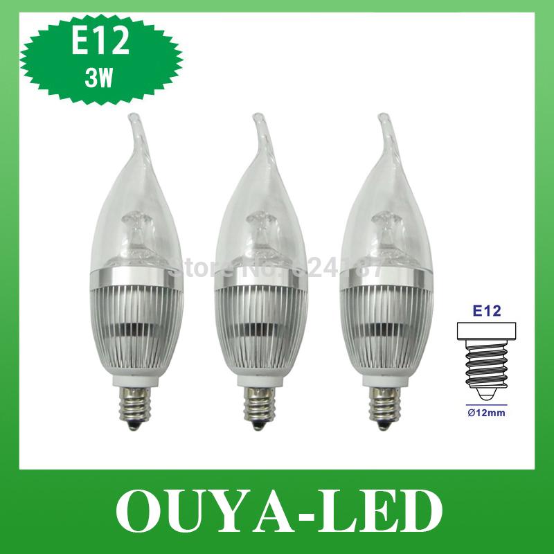 Светодиодная лампа Ouya E12 B22 3W светодиодная лампа oem b22 3w 5w 7w 9w 12w 15w 220v ce fcc