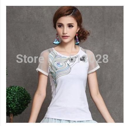 Женская футболка 2015 camisetas y tops 1826 женская футболка brand camisetas ropa mujer camisetas y ballinciaga 2015 ld226